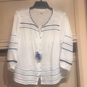 NWOT j Jill blouse